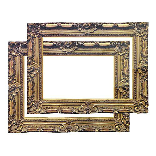 big picture frames for birthday parties ; 2-picture-frame-vintage-party-photo-booth-props-big-size-paper-favor-set-for-wedding-adult-kids-birthday-baby-shower-by-online-editing
