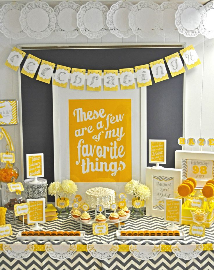 big picture frames for birthday parties ; 38826b87bf5c07f67e720b3ee99dc3da--sound-of-music-favorite-things-party