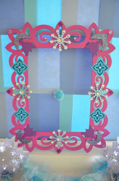 big picture frames for birthday parties ; a29352511aa890e14da54e87ecb1a6cb--frozen-birthday-party-frozen-party