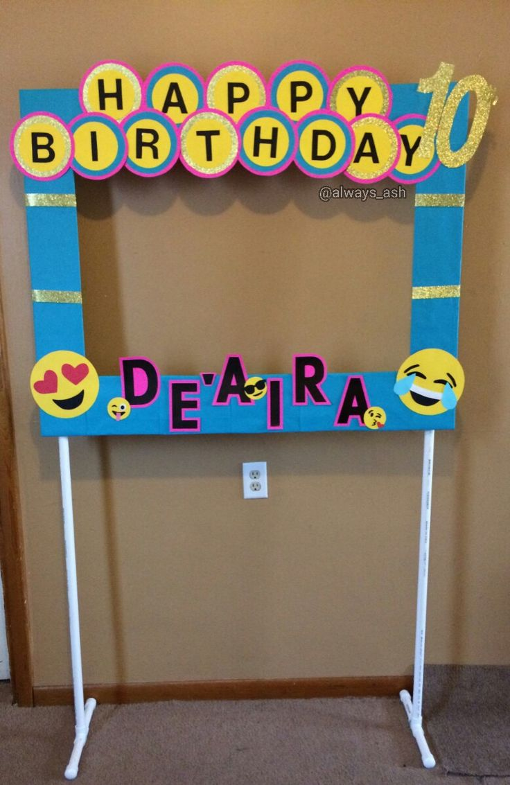 big picture frames for birthday parties ; c130532b4232800dab0e000a7cb3639c--diy-kids-photo-booth-diy-birthday-photo-booth