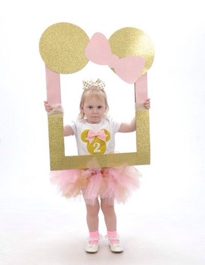 big picture frames for birthday parties ; dfb14c4b266ab1c59c1eb2bbe808b3db--minnie-birthday-rd-birthday