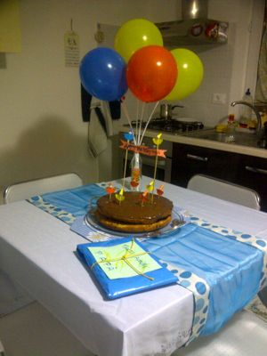 birthday activity ideas for husband ; BirthdayTable
