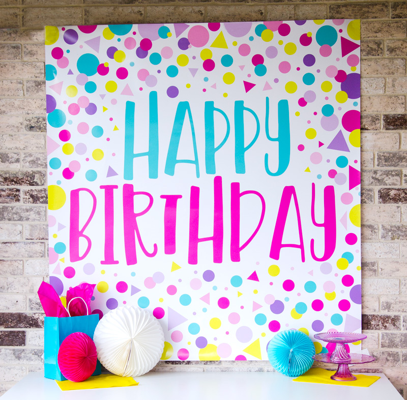 birthday backdrop images ; Happy-Birthday-Backdrop-Ideas