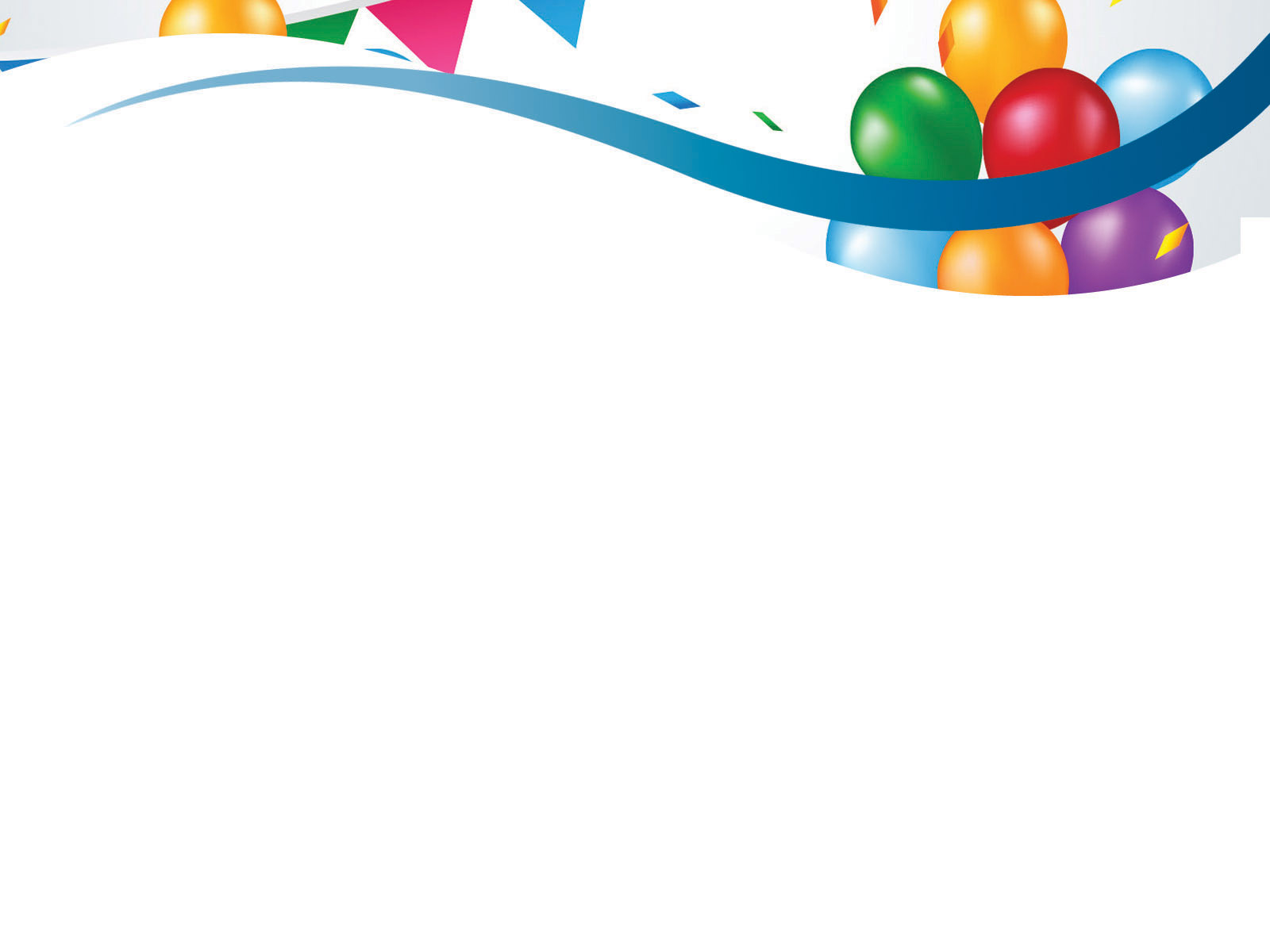 birthday background powerpoint ; Birthday-Balloons-Backgrounds