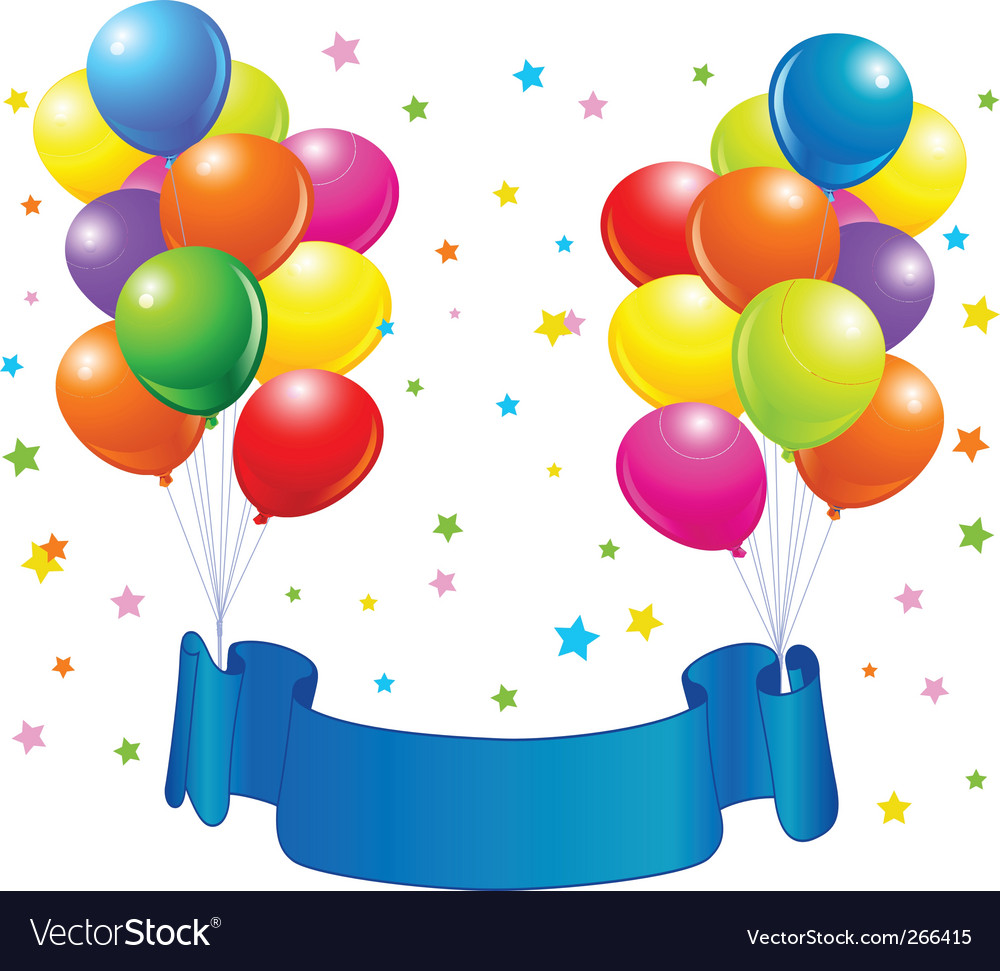 birthday balloons ; birthday-balloons-design-vector-266415