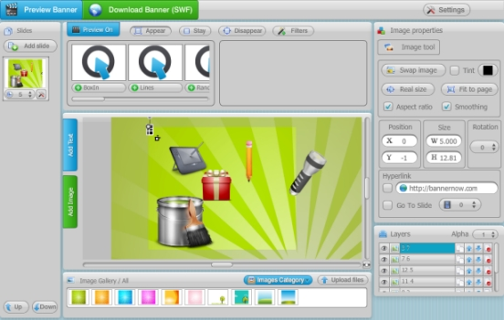 birthday banners software ; free-flash-animation-banner-maker-online-pertaining-to-free-online-banner-maker