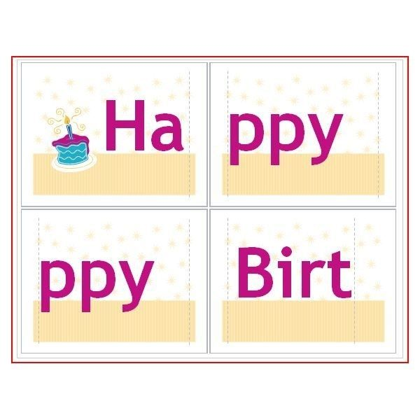 birthday banners software ; how-to-make-a-birthday-banner-with-common-dtp-software-throughout-how-to-create-a-banner-in-word-600x600