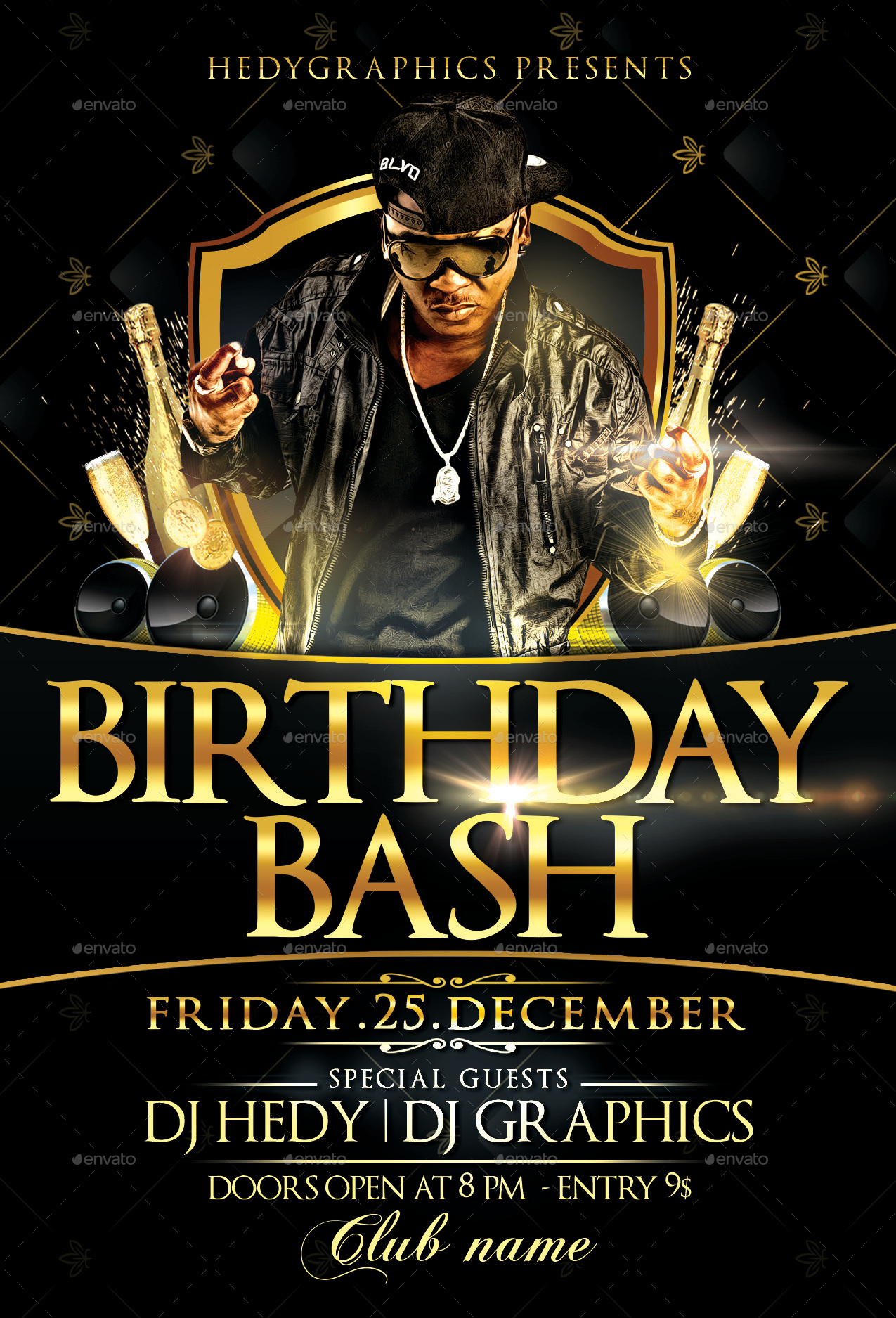 birthday bash flyer background ; birthday-bash-flyer-template-by-hedygraphics-graphicriver