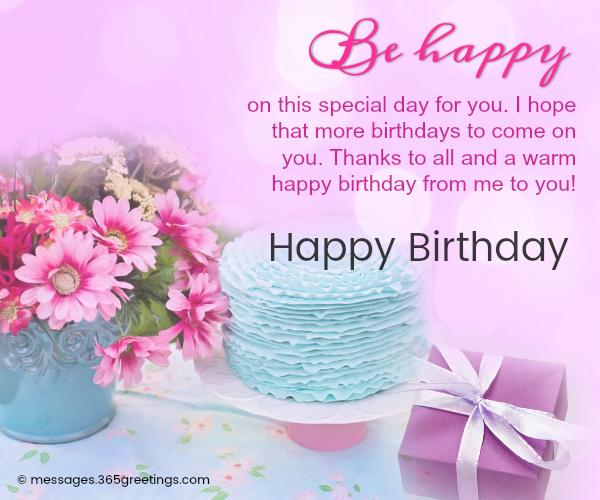 birthday blessing message ; birthday-messages