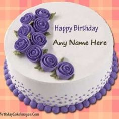 birthday cake create name image ; 091e59f1c91591f4a81db944ee760e3b--happy-birthday-cakes-cake-images