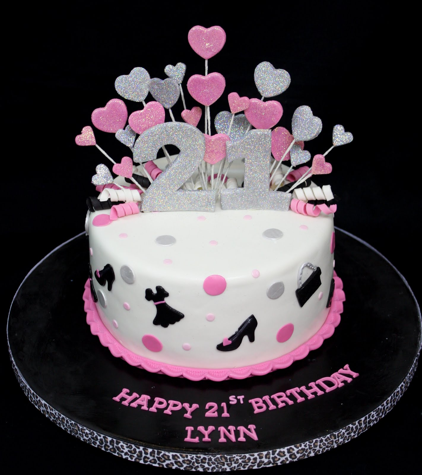 birthday cake design ideas ; ideas-for-decorating-a-21st-birthday-cake