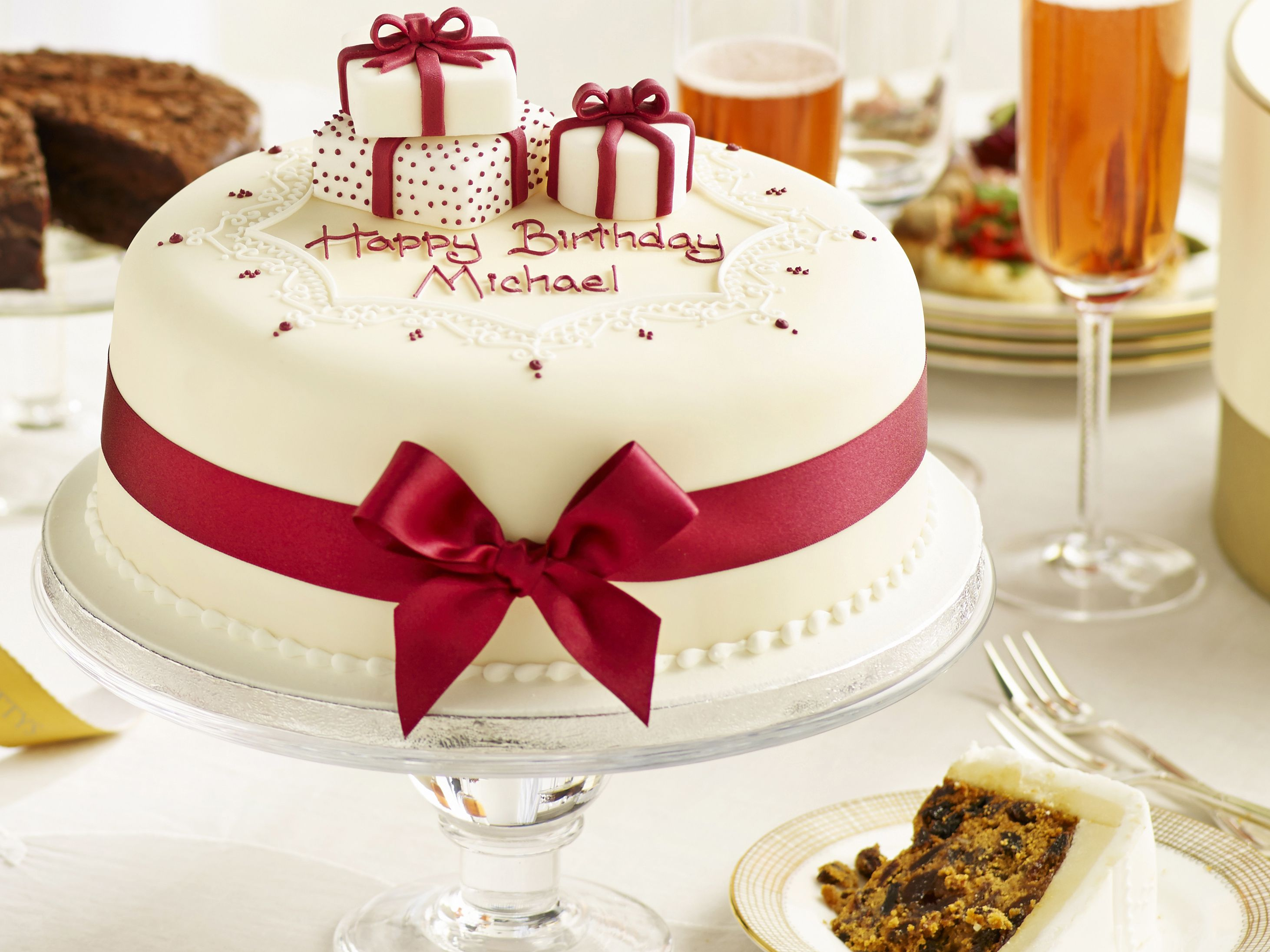 birthday cake with photo on top ; Top-Birthday-Cake-Images-Download-
