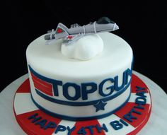birthday cake with picture on top ; 86c8f128e9c1f0e05a09952eacc2f2ce--top-gun-birthday-party-birthday-cakes