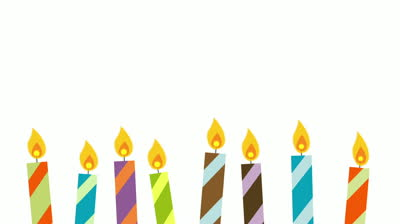 birthday candle transparent background ; candle-flame-white-background-stock-footage-animated-cartoon-birthday-candles-flickering-and-being-blown-out-against-a-white-background