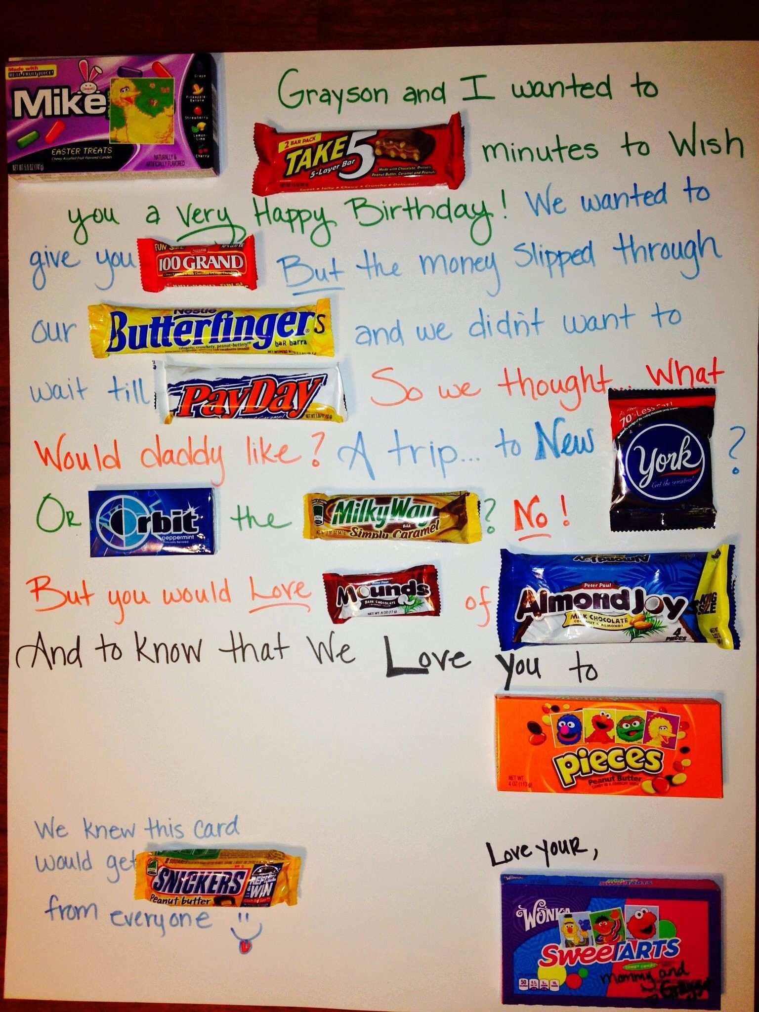 birthday card candy bars ; happy-birthday-cards-for-brother-awesome-posters-with-candy-for-brothers-happy-birthday-candy-bar-card-of-happy-birthday-cards-for-brother