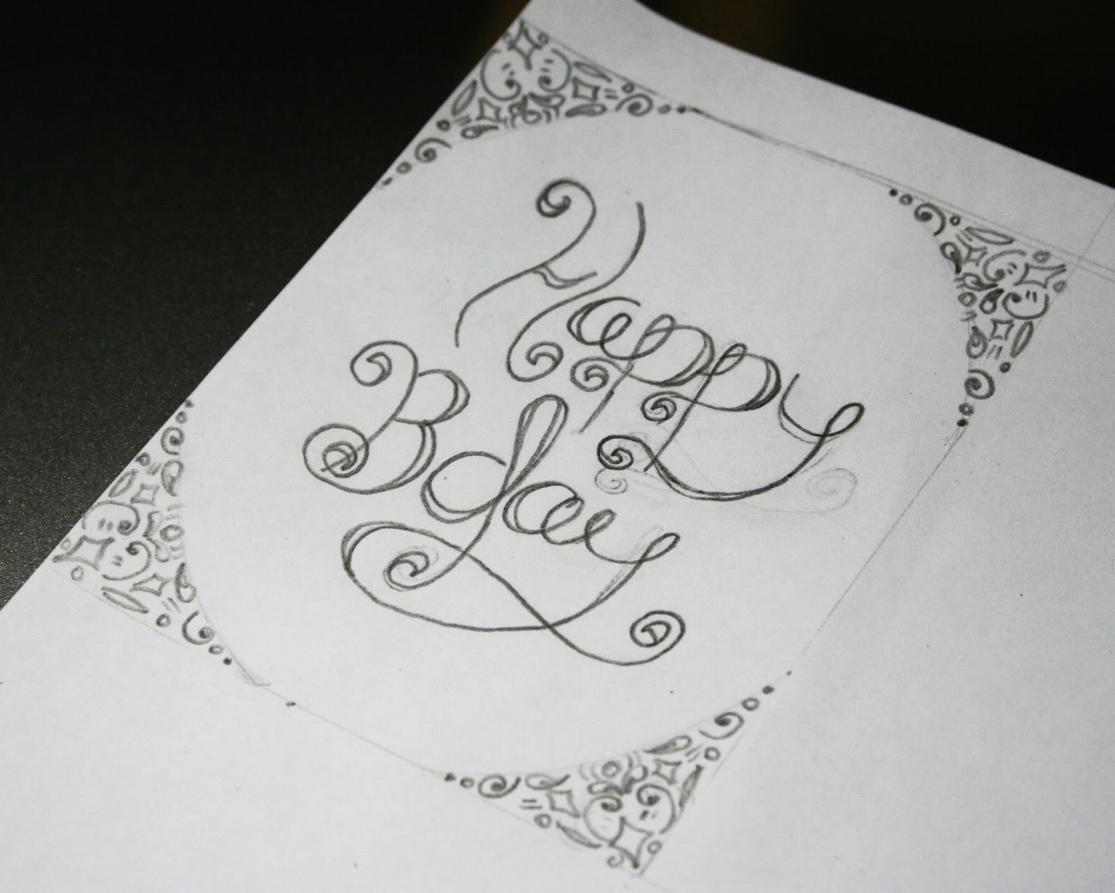birthday card designs to draw ; things-to-draw-on-a-birthday-card-awesome-happy-birthday-designs-to-draw-how-to-draw-happy-birthday-in-3d-of-things-to-draw-on-a-birthday-card