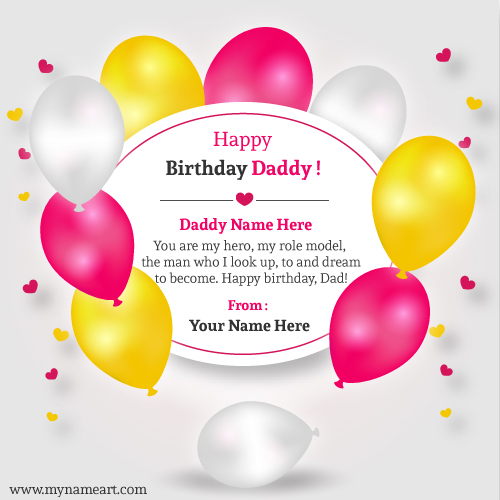 birthday card download with name ; happy-birthday-card-generator-write-name-on-happy-birthday-card-for-daddy-wishes-greeting-card-download
