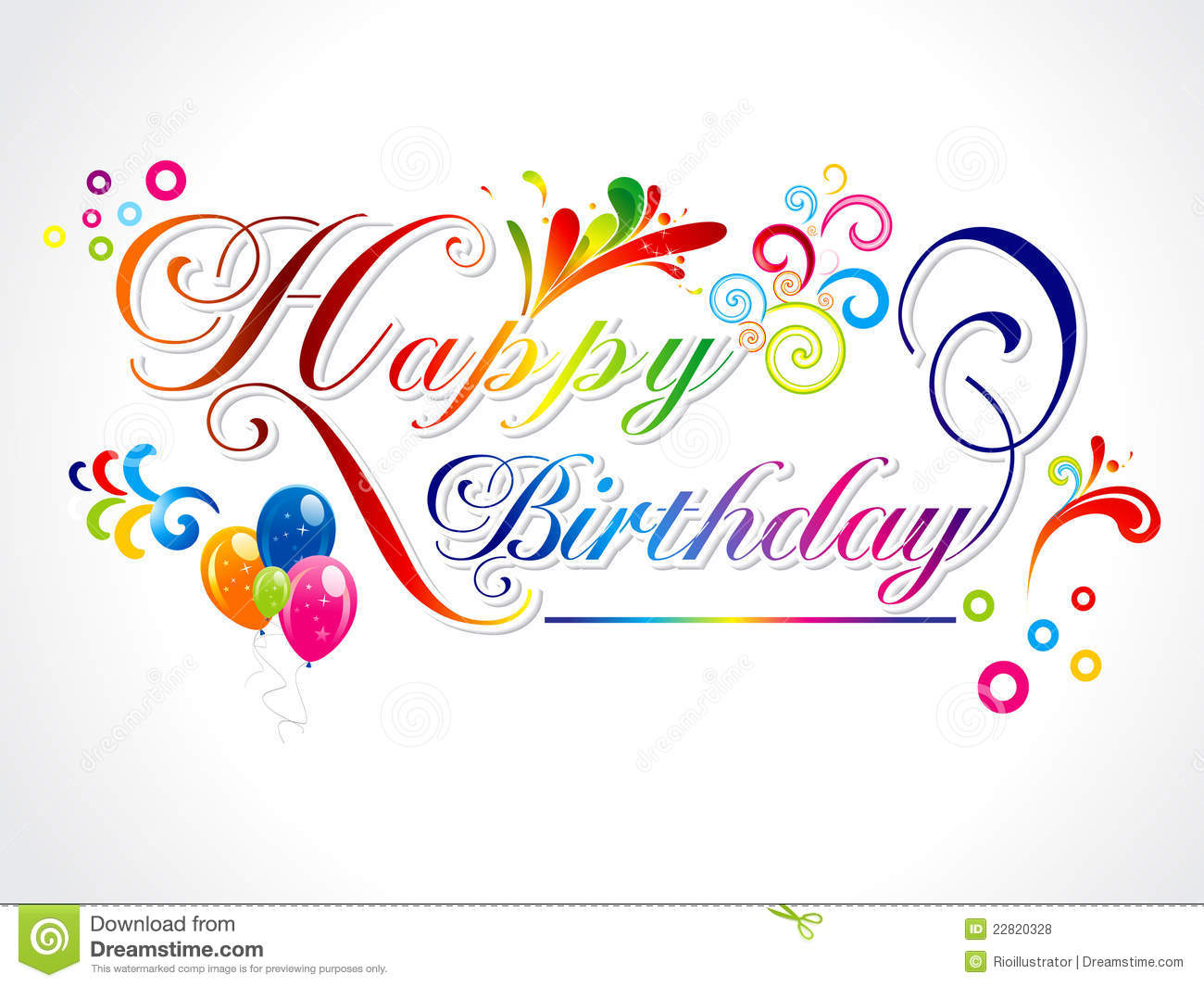 birthday card editor free download ; abstract-happy-birthday-card-22820328