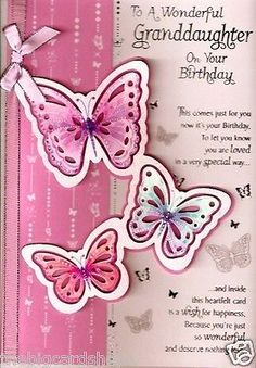 birthday card for 6 year old granddaughter ; 2d2072a6f9f7103f919cf4d7f9ab2437--birthday-greetings-birthday-cards