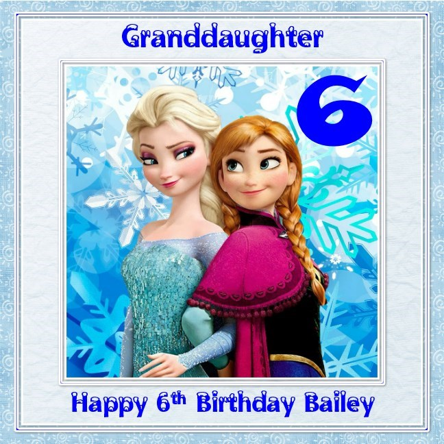 birthday card for 6 year old granddaughter ; 2iblykza-xlarge
