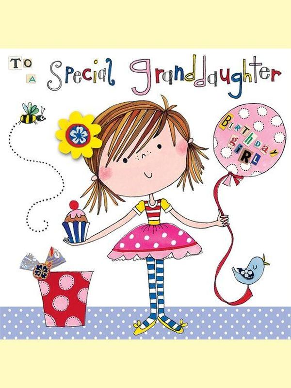 birthday card for 6 year old granddaughter ; happy-birthday-granddaughter-10