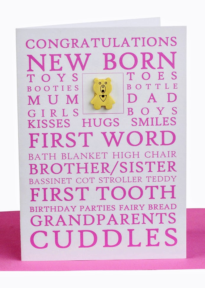 birthday card for baby girl ; LG-104B-Baby-Girl-Greeting-Card-Wholesale-Busroll