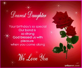 birthday card for daughter from dad ; 0f7cf432f83c7425fdee61bde30f3538--birthday-poems-birthday-message