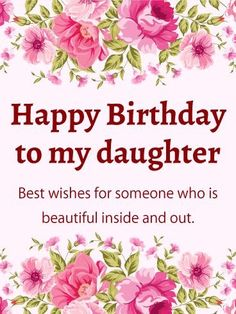 birthday card for daughter from dad ; 6a1aaf6898aaf67195a6bc82e6a30595