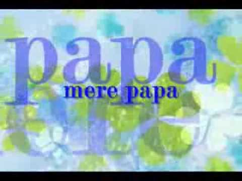 birthday card for papa in hindi ; hqdefault