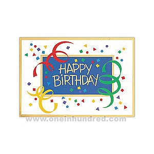 birthday card front covers ; Happy-Birthday-card-with-gold--4878235