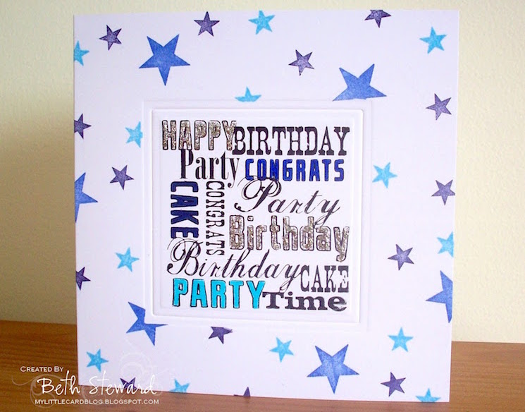 birthday card front covers ; Party%2520time