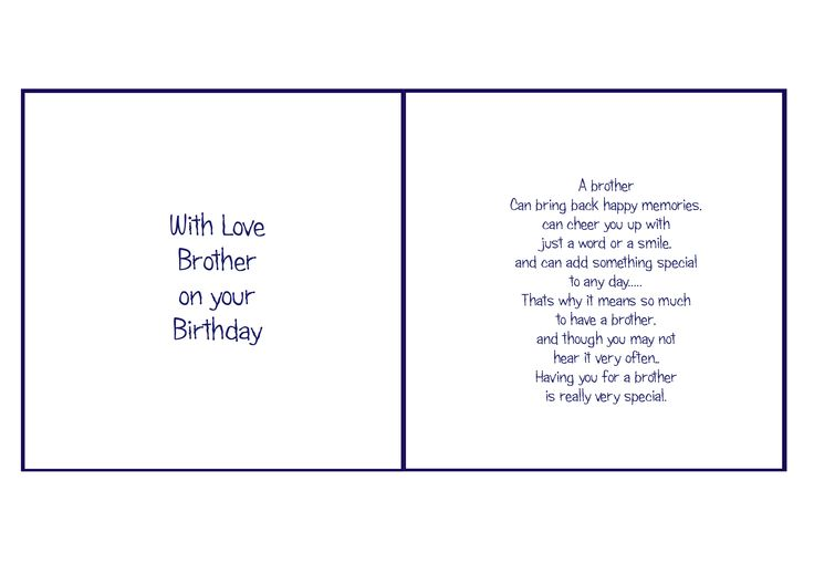 birthday card inserts free ; 86b236ff4a7bc9c73fdc4aad006e2ae0--brother-birthday-card-sentiments