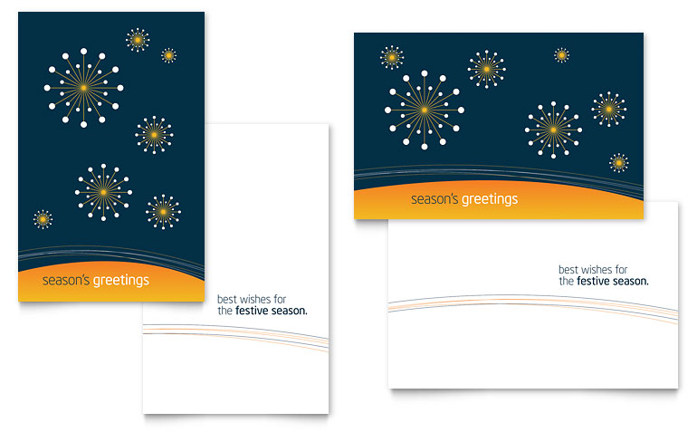birthday card layout for word ; TC9991201D-S