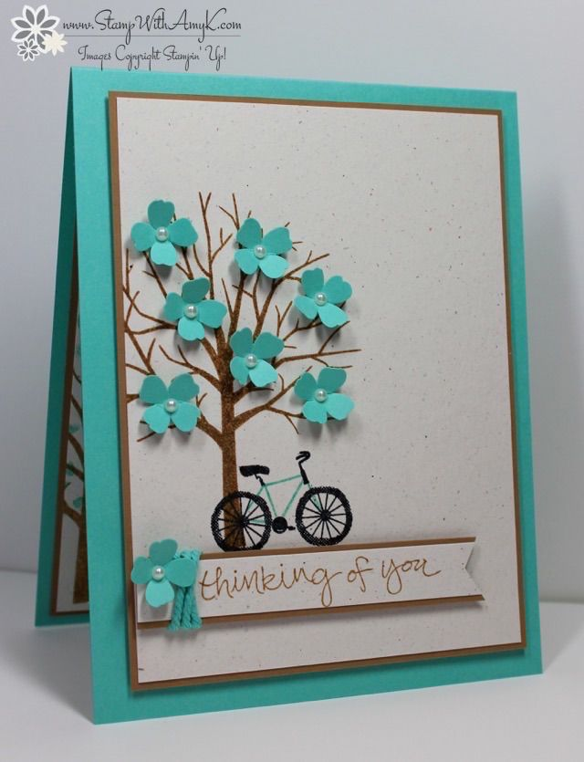 birthday card making ideas pinterest ; 8e31e4ff94d25b773bee71a51098c9f9--trees-stampinup
