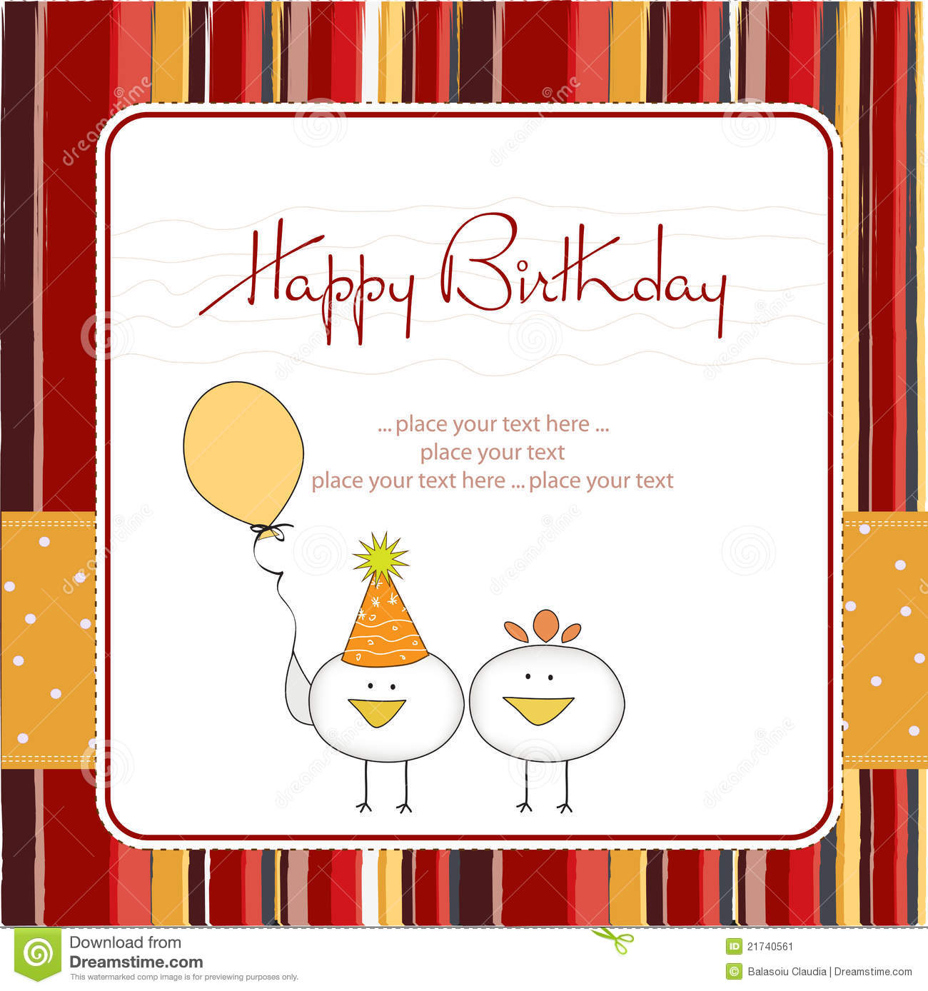 birthday card party ; funny-birthday-party-greeting-card-21740561