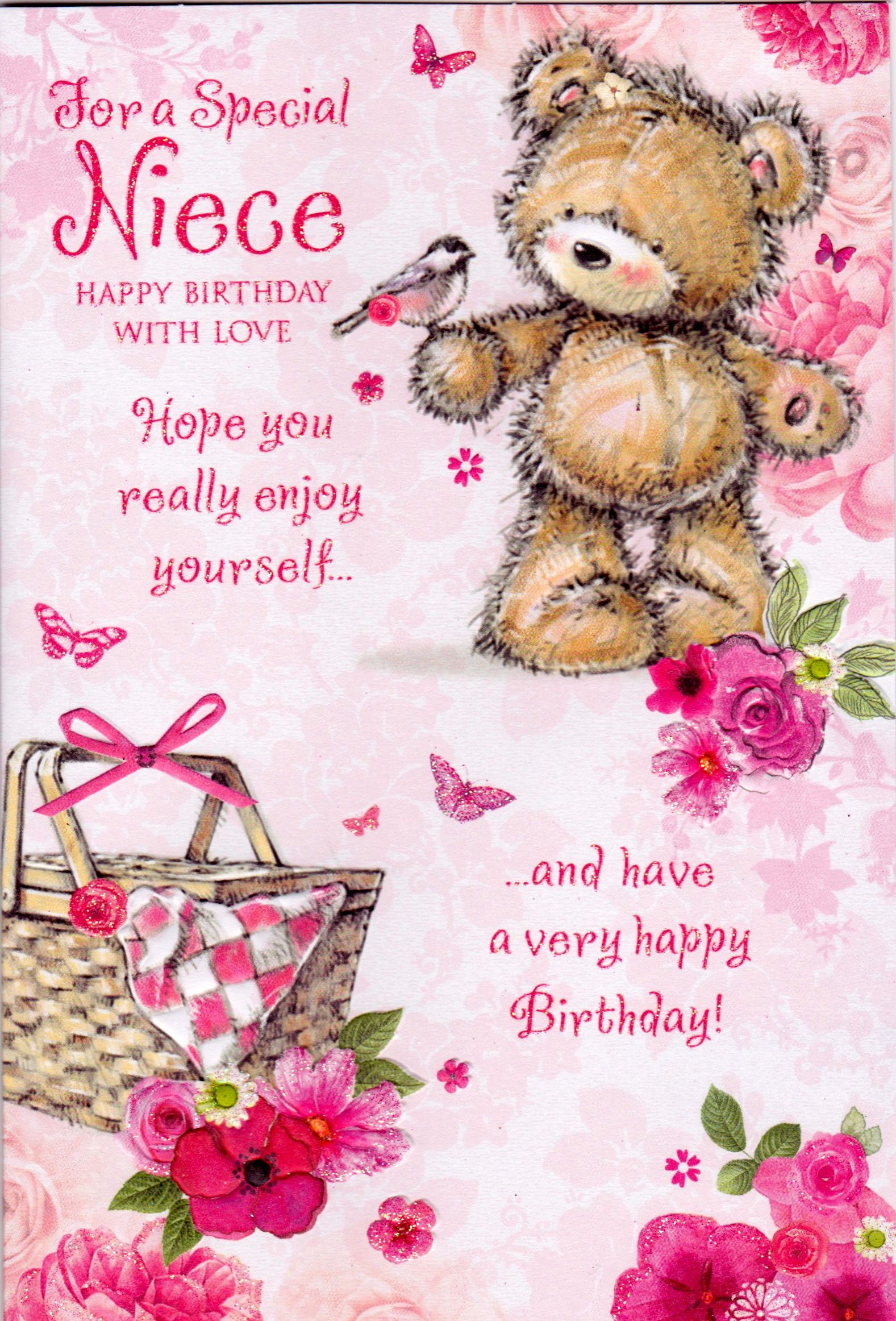 birthday card sayings for niece ; 3bd37ec8844d03344a710214bf13ded6