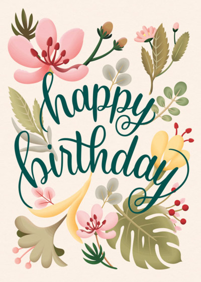 birthday card with image ; Birthday-Cards-Ideal-Birthday-Card-With-Photo