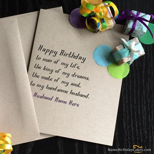 birthday card with name and photo editor ; birthday-wishes-for-husband-with-photo-and-name-editor-personalized-birthday-cards-for-husband