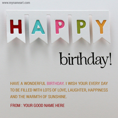 birthday card with name and photo editor ; editing-greeting-cards-name-write-on-wonderful-birthday-card-for-wishes-wishes-greeting-free
