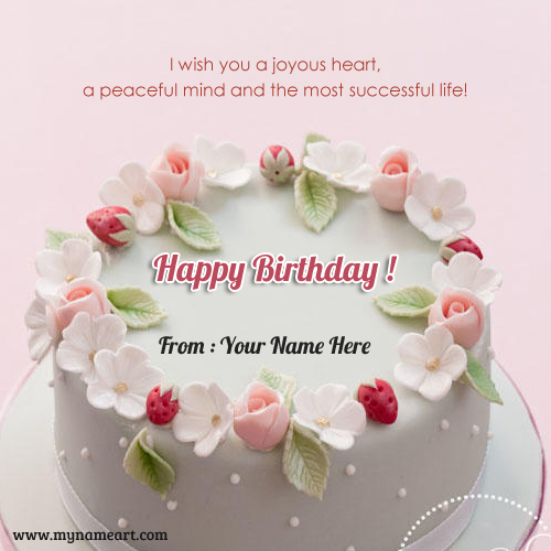 birthday card with name and photo editor ; joyous-birthday-wishes-greetings-card-picture
