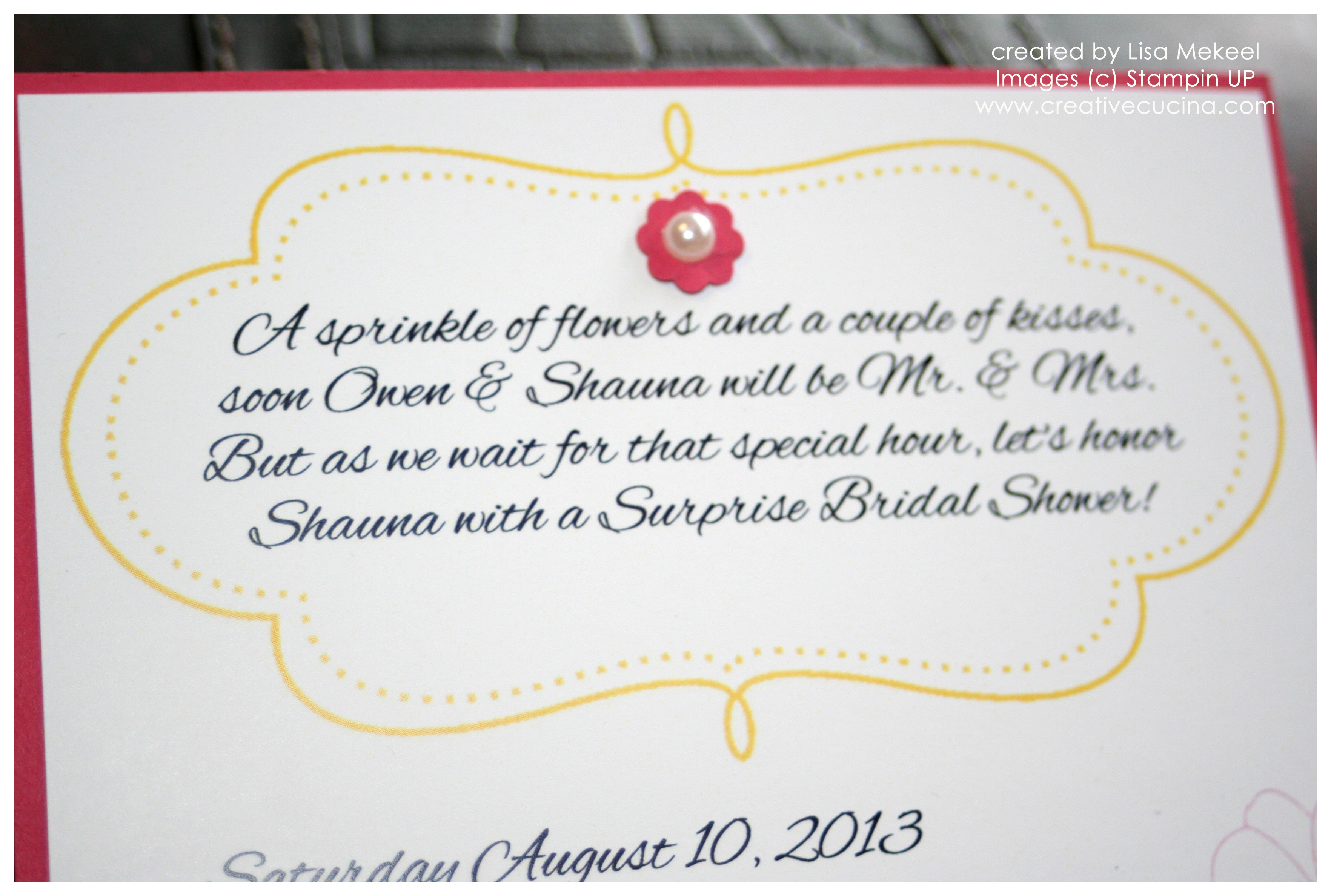 birthday card wording ideas ; bridal-shower-invitations-with-recipe-cards-wording-9