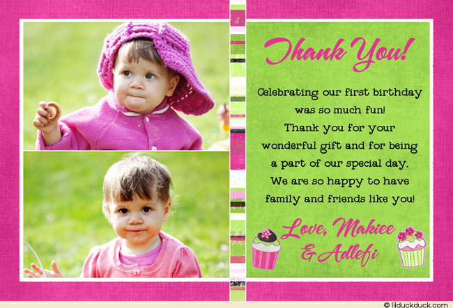 birthday card wordings for 1st birthday ; St-Birthday-Thank-You-Cards-Cute-First-Birthday-Thank-You-Card-Wording