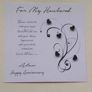 birthday cards for husband ; s-l300-1