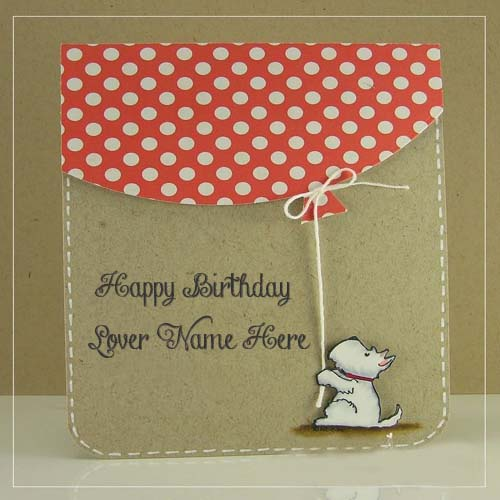 birthday cards for lover with name and photo ; 1460461565_42421365