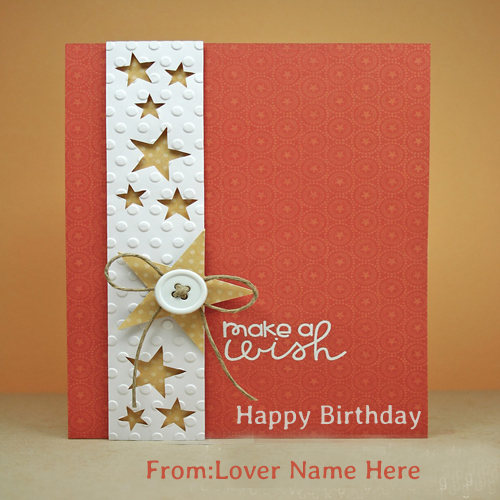 birthday cards for lover with name and photo ; 419266554f54fd52799322ff74a4ca24