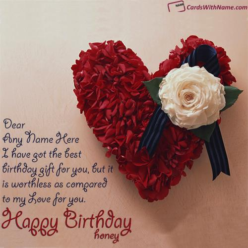 birthday cards for lover with name and photo ; heart-birthday-card-for-girlfriend-with-name-generator-c1eb