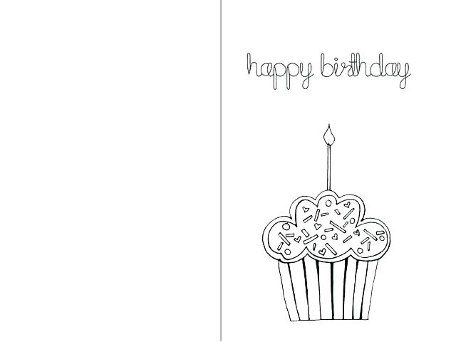 birthday cards to print free and color ; birthday-cards-to-print-print-and-color-birthday-cards-birthday-coloring-cards-print-happy-free