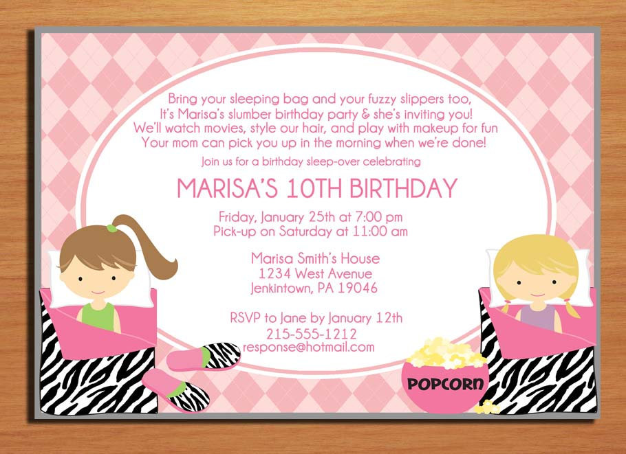 birthday celebration invitation card ; perfect-sample-invitation-cards-for-birthday-party-modern-designing-rectangular-shape-oval-form-white-pink-combined