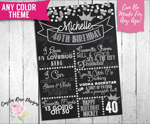 birthday colors for age 30 ; 7a5b947bd62d165f6719a8cb94ce132e