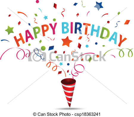birthday confetti clipart ; birthday-celebration-with-confetti-eps-vector_csp18363241